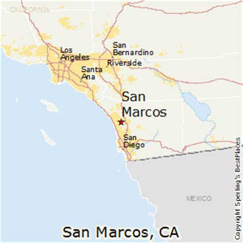san marcos ca map best places to live in san marcos california
