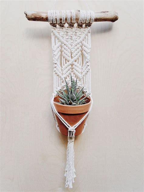 String Plant Hanger - 1124 best images about macrame hangers on