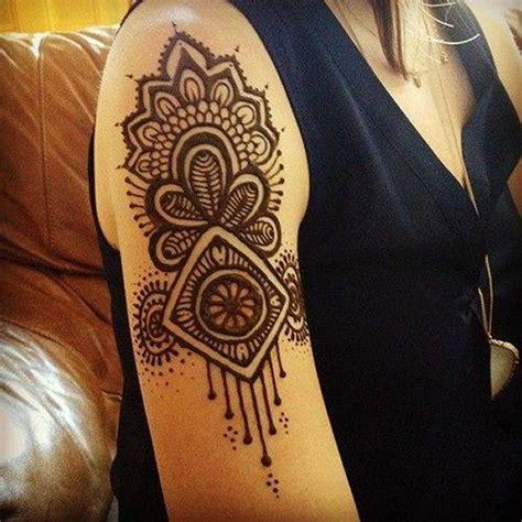 henna design shoulder 44 amazing henna shoulder tattoos