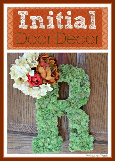 Initial Door Decor by Initial Door Decor