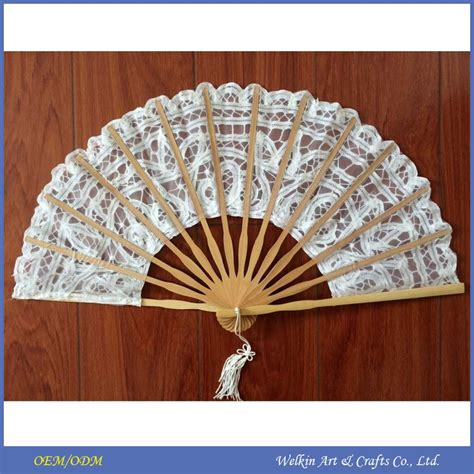 cheap fans for wedding custom printed folding silk fan cheap china factory