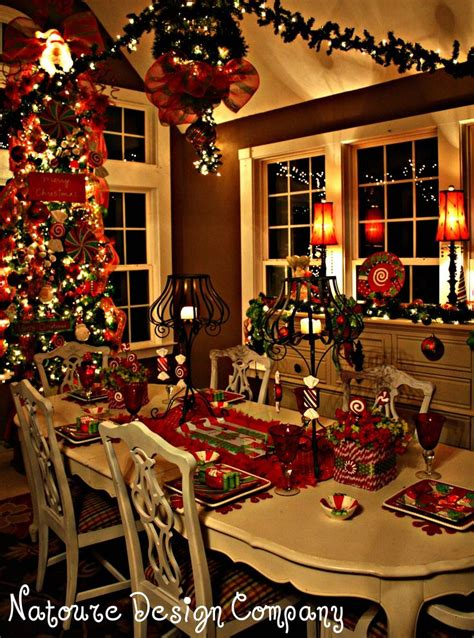 decorate dining room table for christmas 10 cozy homes you ll want to snuggle in this winter betterdecoratingbiblebetterdecoratingbible