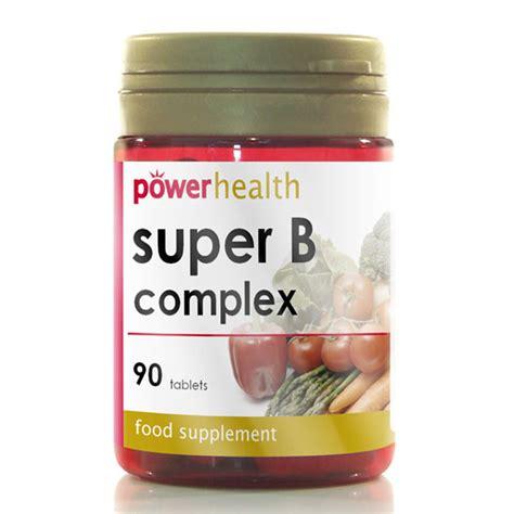 Vitamin B Complex vitamin b complex 100 rda from power health wwsm