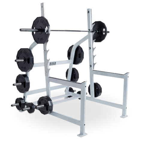 Hammer Strength Combo Rack by Combo Racks Fitness