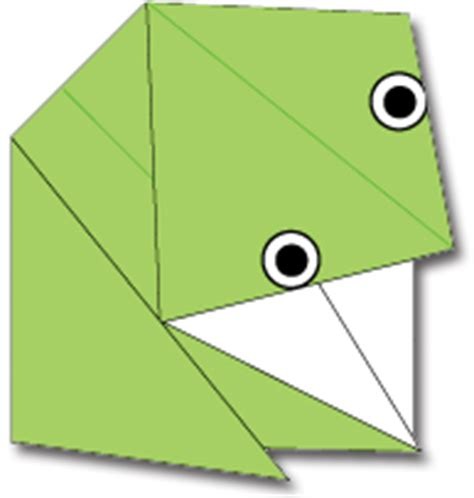 membuat origami katak melompat cara membuat origami katak cara membuat origami bunga