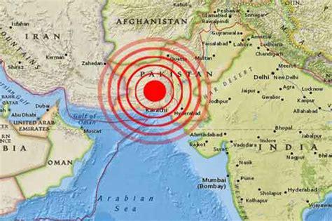 earthquake zones in pakistan powerful earthquake of 6 0 magnitude strikes pakistan