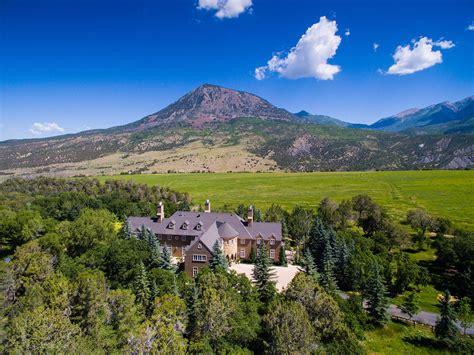 Homes With Land For Sale In Colorado by Joe Cocker Estate Colorado Luxury Estate For