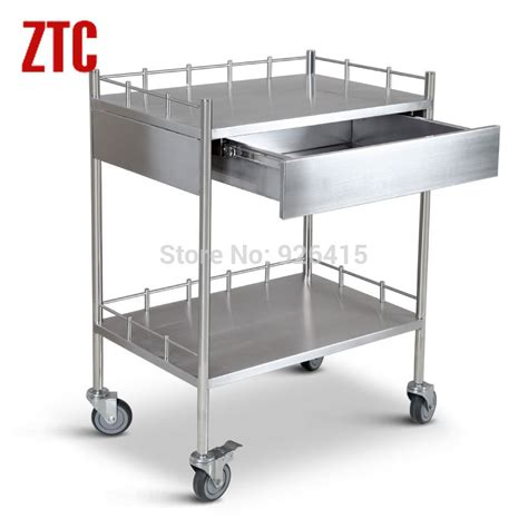 Stainless Steel Utility Cart With Drawers by 2015 Sale Laboratory Cart With Drawer Mobile Lab