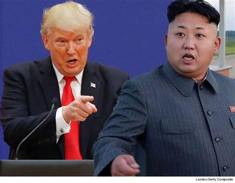 donald trump and kim jong un donald trump calls kim jong un short and fat in response