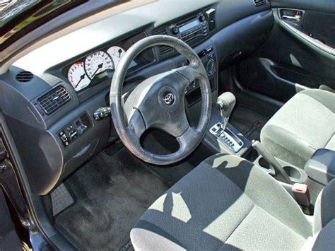 2004 toyota corolla interior pictures cargurus
