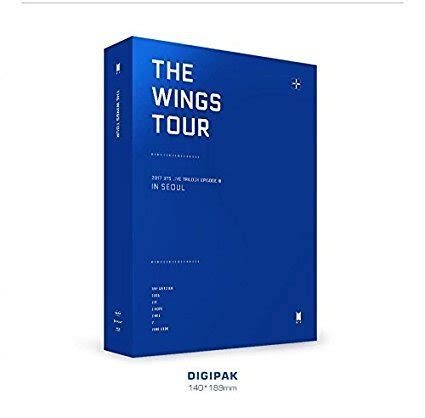 bts the wings tour dvd mini shop ship from us bts 2017 bts live trilogy episode iii the