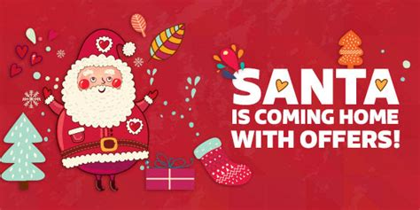 santa is coming with christmas offers on flipkart my