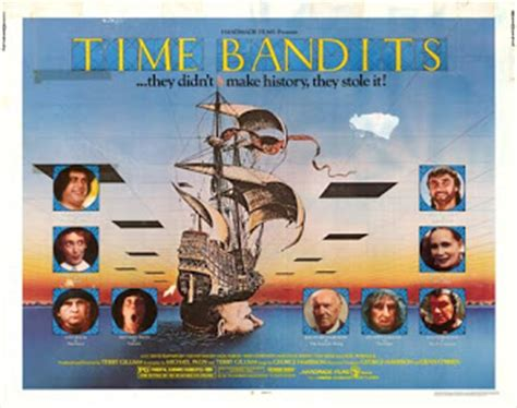 theme to time bandits filming locations time bandits pirate ship