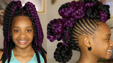 crowshay an singleleagles braid crochet hair styles for kids find your perfect hair style