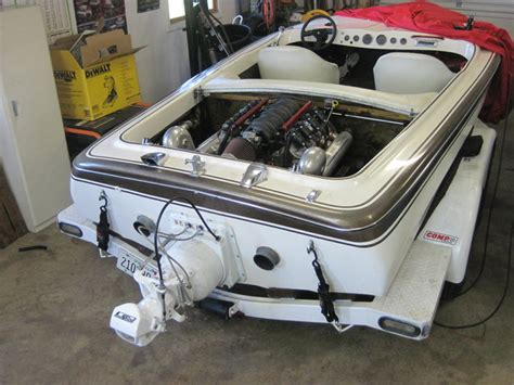sea doo boat engine swap for sale ls powered jet boat lsx magazine