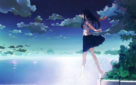 wallpaper girl school anime school girl wallpaper chrome geek