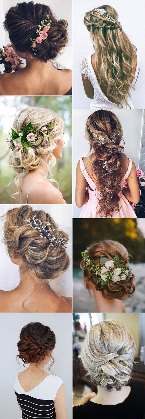 Wedding Hairstyles Ideas by 2017 Trending Wedding Hairstyles Best Dreamiest Bridal