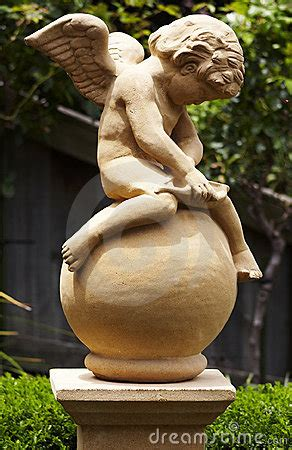cupid statue royalty  stock photography image