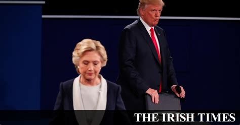 irish sunday times business section donald trump is going for absolute broke will america