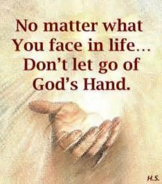 don t let go inspirational god s gift of love
