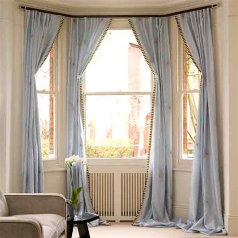 how to dress windows curtain lab soft furnishings how to dress bay windows