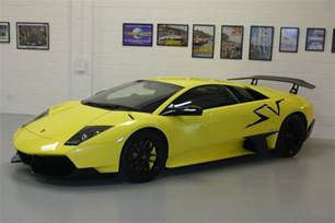 Lamborghini Co Uk 661bhp Lamborghini Murcielago Sv Offered By
