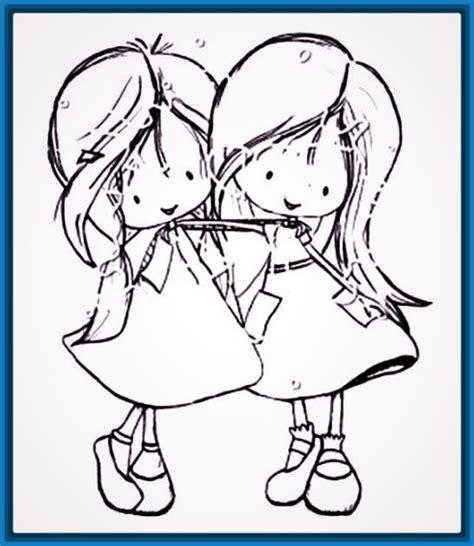 imagenes para amigos bonitos dibujos bonitos related keywords dibujos bonitos long