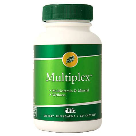 supplement 4life 4life multiplex product multivitamin product for your