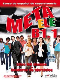 meta ele a1 аутентичные курсы испанского языка 161 estudiar espa 241 ol es f 225 cil