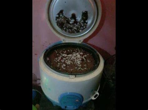 membuat kue dengan magic com resep praktis cara membuat bolu coklat keju di magic com