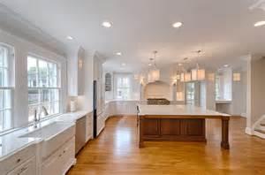 Open Floor Plan Remodel Kitchen Remodel Bright Light And Open Floor Plan