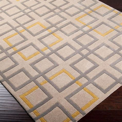 17 Best Images About Geometric Pattern On Pinterest Gray And Yellow Bathroom Rugs
