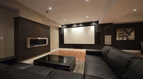 basement home theater ideas design soundproofing