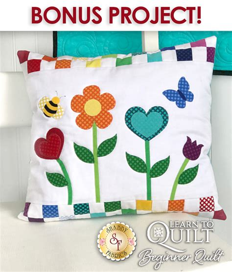 top 28 shabby fabrics learn to quilt learn to quilt series beginner quilt kit learn to