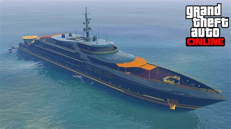big boat gta 5 purchased a yacht in gta 5 online ps3 xbox 360 youtube