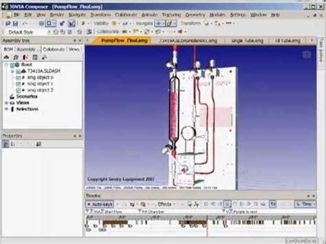 tutorial solidworks composer access youtube