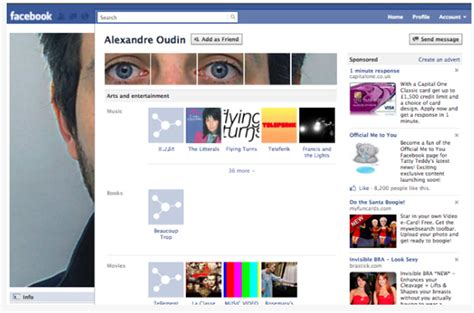 themes for profile pictures cool ideas for the new facebook profile layout m p