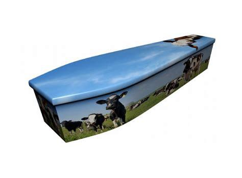 Wooden Coffin wooden coffin cows 4076 greenfield coffins