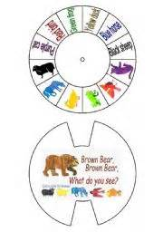 english exercises brown bear brown bear what do you see