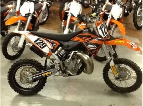 Ktm Sx 65 For Sale 2009 Ktm 65 Sx For Sale On 2040motos
