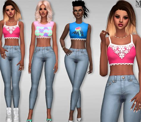 sims 4 custom content dresses the sims 4 female clothing custom content downloads page