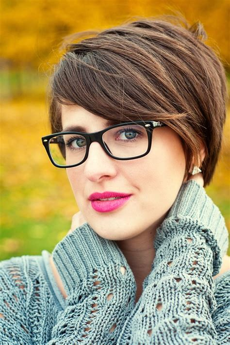 Short Hairstyles For Glasses | 60 short hairstyles ideas you must try once in lifetime