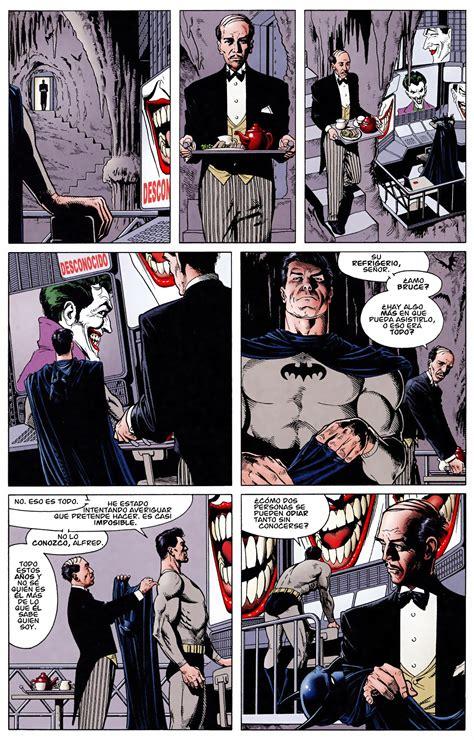 batman la broma asesina batman la broma asesina killing joke comic comics e historietas