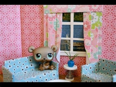 How To Make Lps Stuff Out Of Paper - 24 best images about doll room ideas on doll