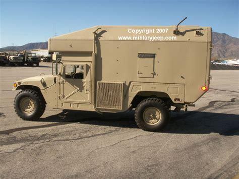 Hummer Husky Army humvee command vehicle expedition portal