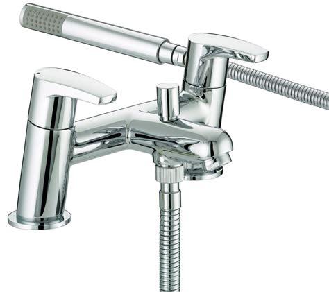 bath mixer taps with shower bristan orta bath shower mixer tap or bsm c