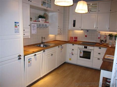 ikea savedal kitchen piękna biała kuchnia z ikei przypominająca kuchnie prowansalskie białe szafki z kuchnia