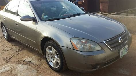04 Nissan Altima by Nissan Altima 04 580k Negotiable Autos Nigeria