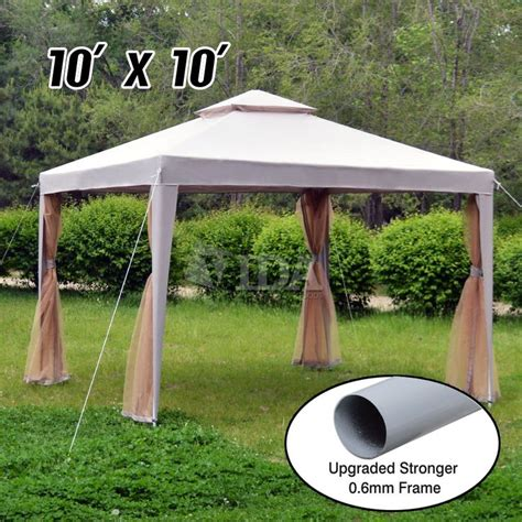 gazebo heavy duty best 25 heavy duty gazebo ideas on patio
