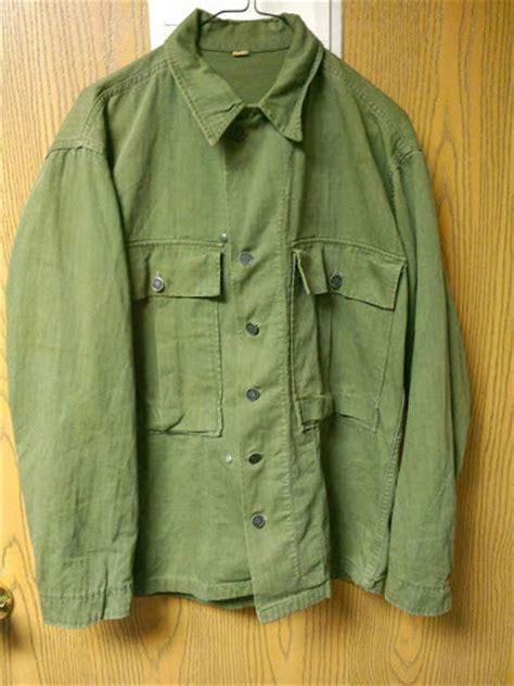 1st pattern hbt shirt us hbt uniforms
